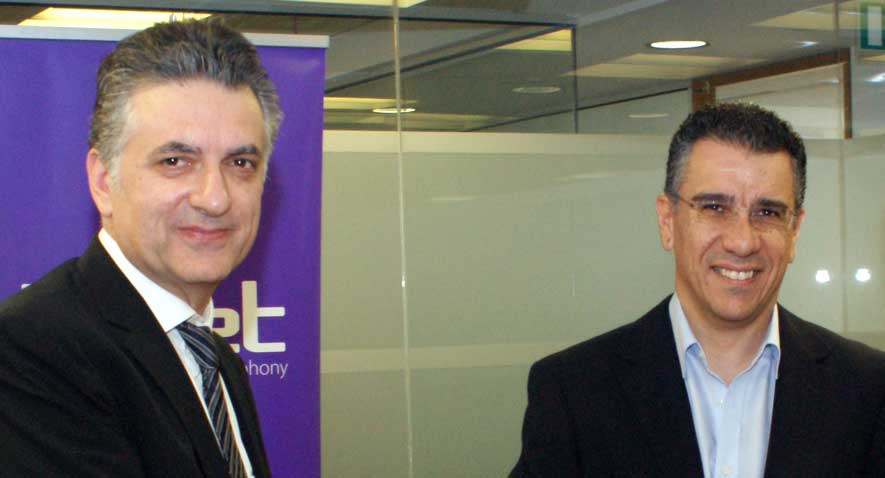 New CEO for Cablenet Communication Systems Ltd!